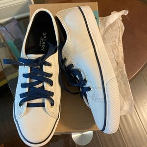Sperry Seacoast Ivory Style# STS90549